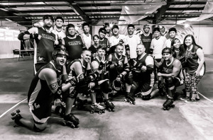 Tommy Roller Derby 2