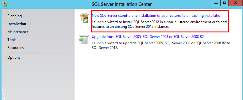 How To Install Sql Server Management Studio 2012 On Windows Server