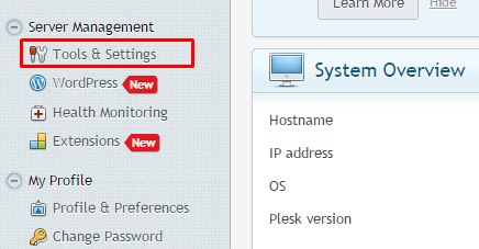 How to add additional Name Servers in Plesk 12 (Windows