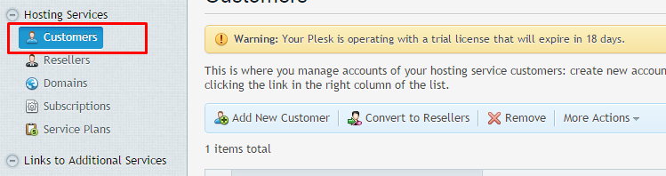 How to change the Plesk user password in Plesk 12 (Windows