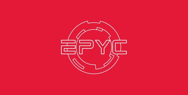 AMD EPYC logo header image